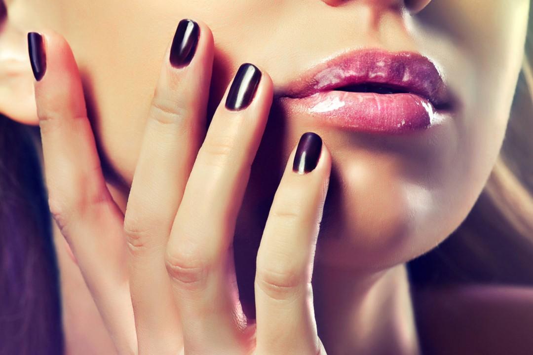 manicure con aplicación de gelish / 30% off